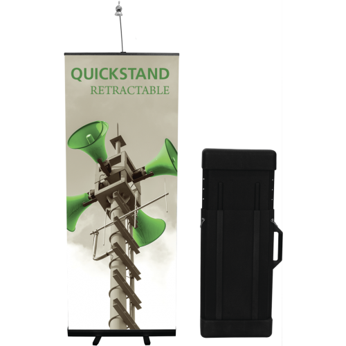 Quickstand Retractable Banner Stand